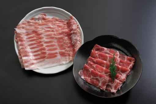 黒豚しゃぶ肉セット