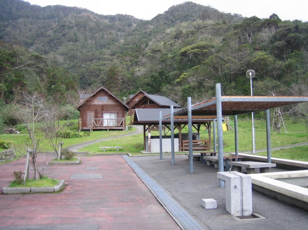 瀬尾観音三滝キャンプ場