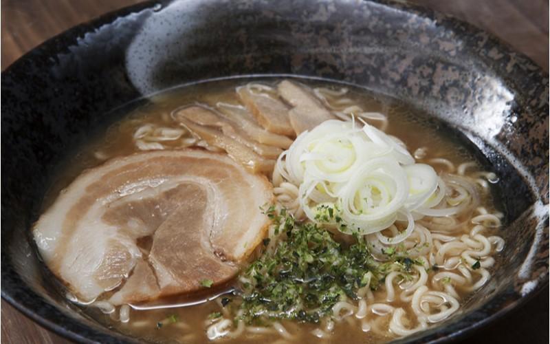 キビナゴラーメン 乾麺 <薩摩川内市観光物産協会>