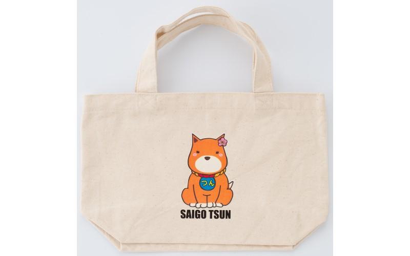 【西郷つん】ミニトートバッグ