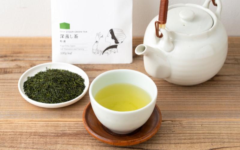深蒸し茶 特選 <笹野製茶>