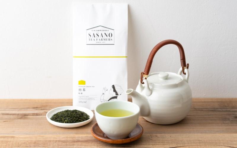 煎茶 特選 <笹野製茶>
