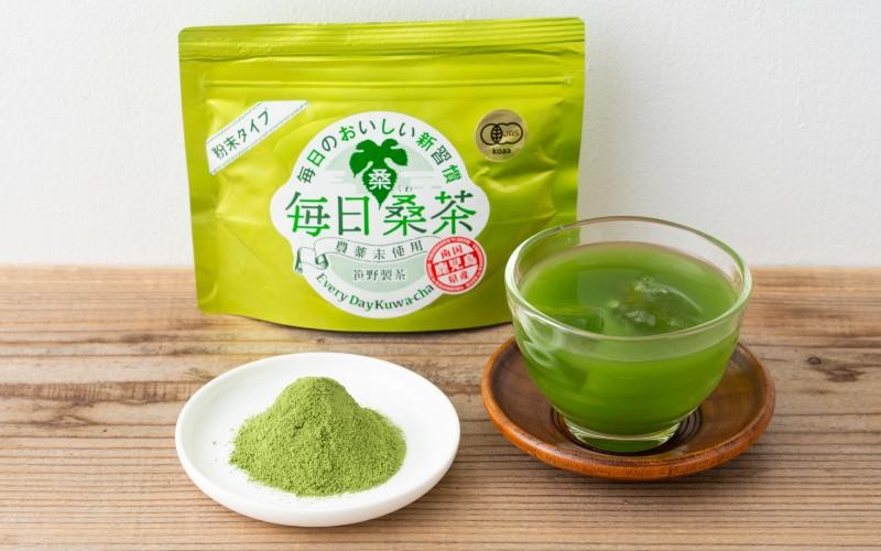 毎日桑茶(粉末) <笹野製茶>