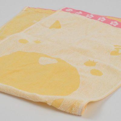 【西郷つん】 フェイスタオル(日本製) 35cm×85cm