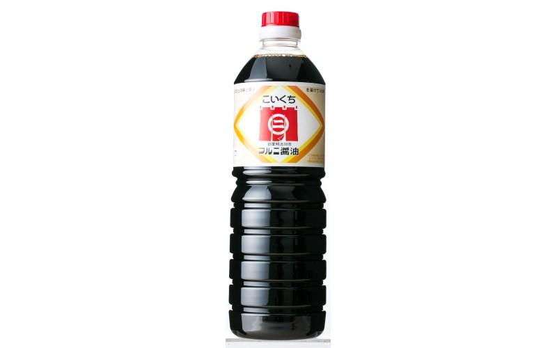 マルニ醤油こいくち甘口 1L <薩摩川内味噌醤油>