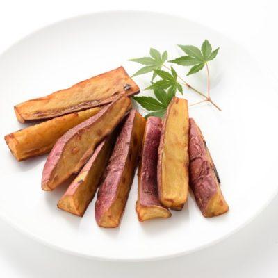 【冷凍】 蒸し芋 はるかスティック  <海連> 鹿児島県産 紅はるか さつまいも サツマイモ さつま芋 薩摩芋 おいも