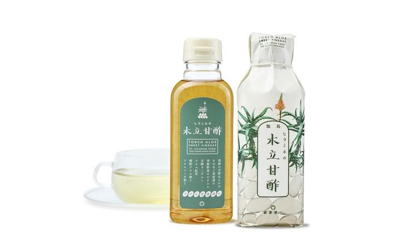 ヒラミネの木立甘酢 <ヒラミネファーム>