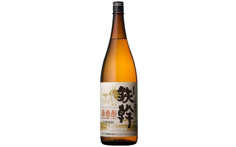 【数量限定販売】新焼酎鉄幹 25度 1800ml <オガタマ酒造>【10月下旬以降発送】