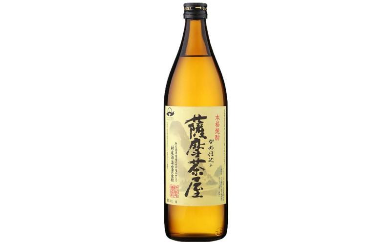 薩摩茶屋 25度 900ml <村尾酒造>