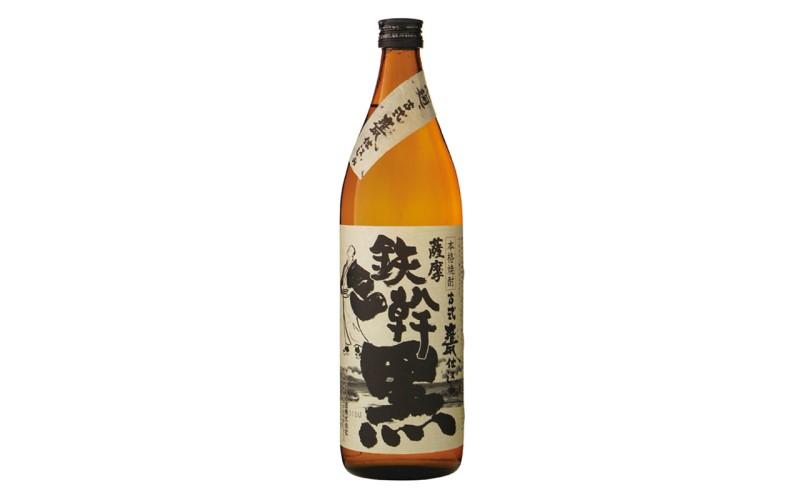 鉄幹 黒 25度 900ml <オガタマ酒造>