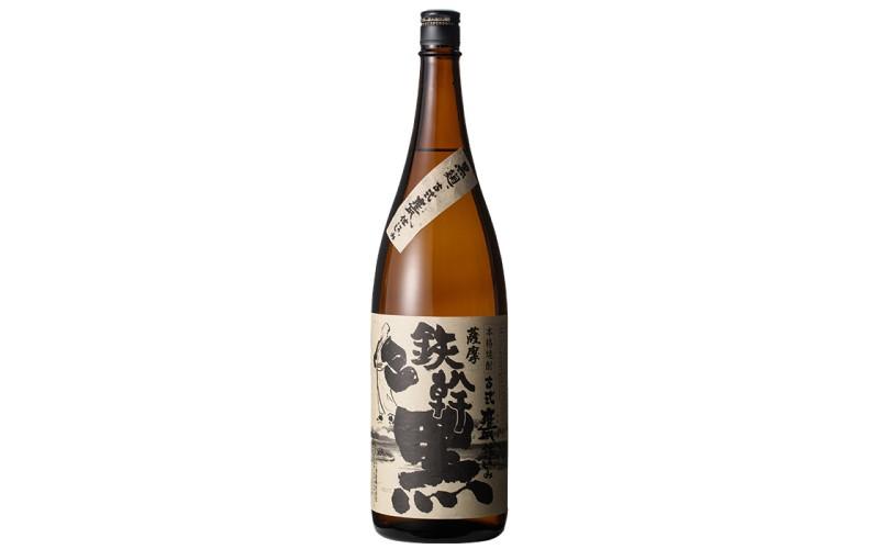 鉄幹 黒 25度 1800ml <オガタマ酒造>