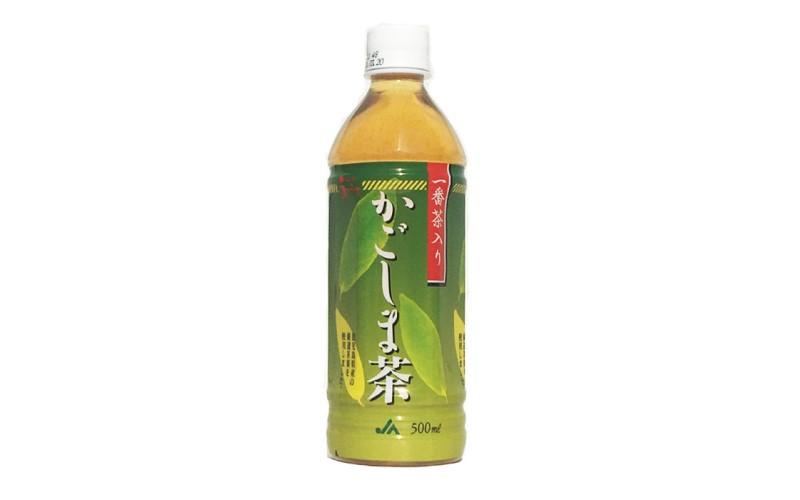 かごしま茶(一番茶入り)ペットボトル 500ml <北さつま農業協同組合>