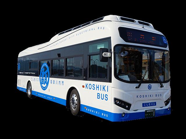川内港シャトルバス