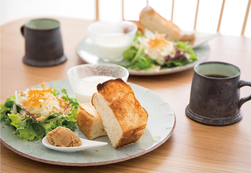 fujiyahostel朝食