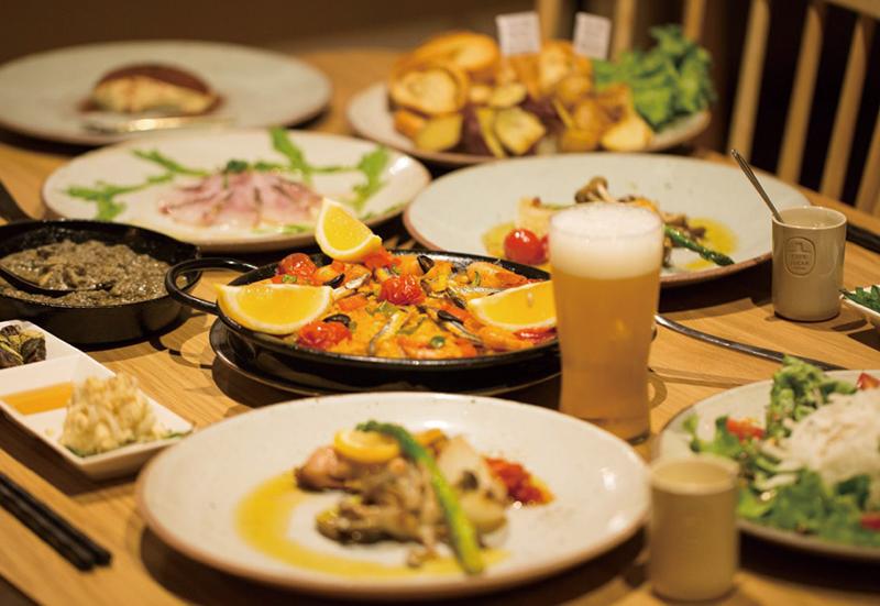 fujiyahostel夕食