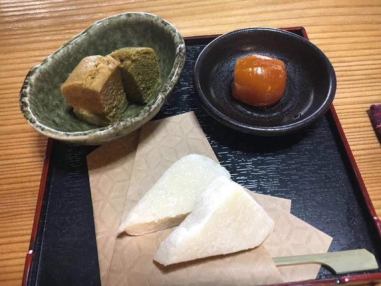郷土料理・郷土菓子づくり体験