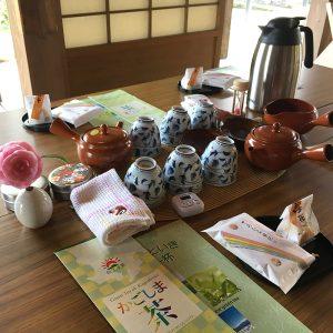 日本茶ワークショップ
