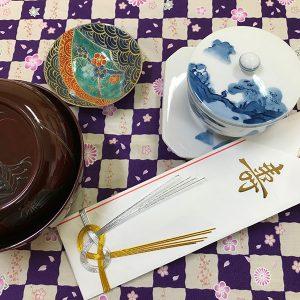 日本の簡単な作法体験