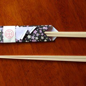 My竹箸づくり体験