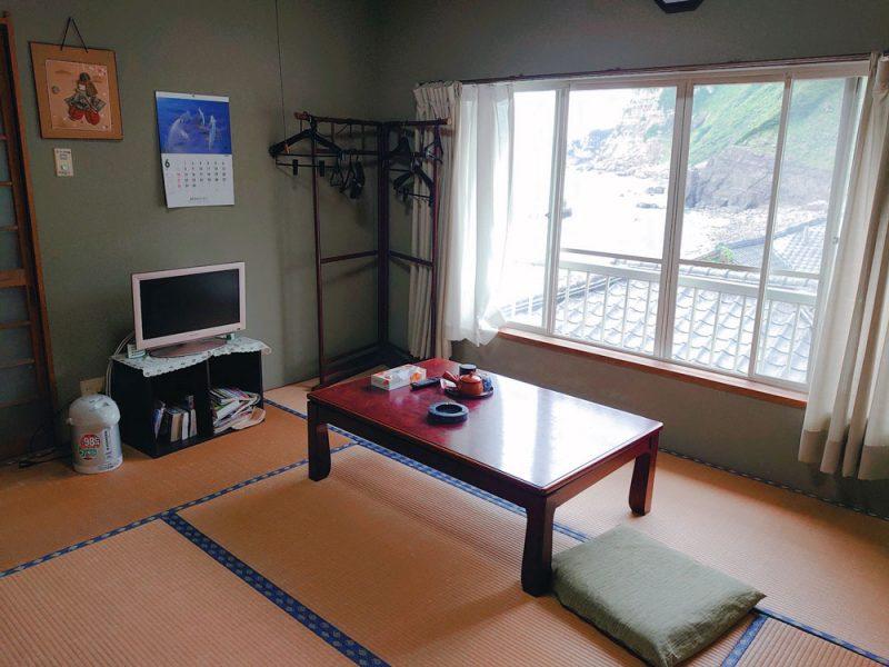 民宿浦島お部屋