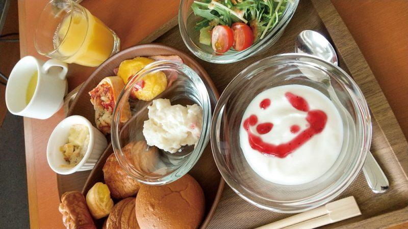 koshikiiland朝食