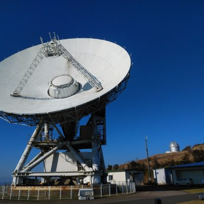 国立天文台 VERA入来観測局