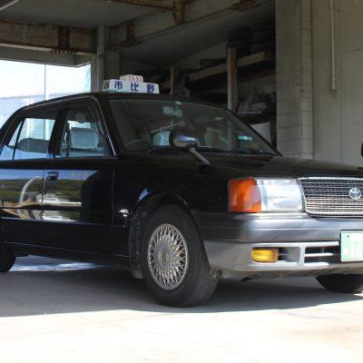 市比野タクシー 東郷待機所(旧東郷営業所)