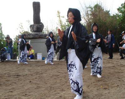 久見崎盆踊(想夫恋)