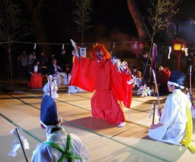 大宮神社(君が代発祥の地)
