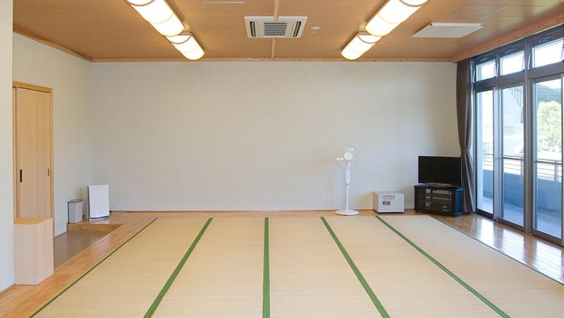 薩摩川内市スポーツ交流研修センター