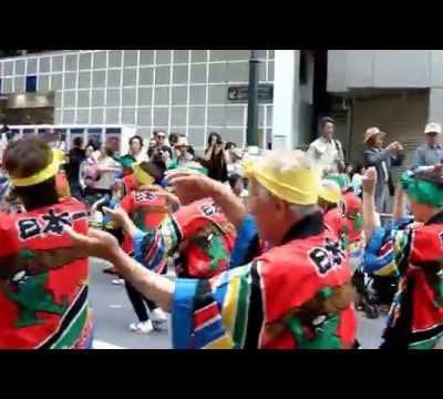 古い記事: 渋谷・鹿児島おはら祭りの動画が届きました!