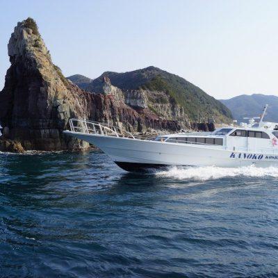 古い記事: 観光船かのこが、また新たな記録を更新!