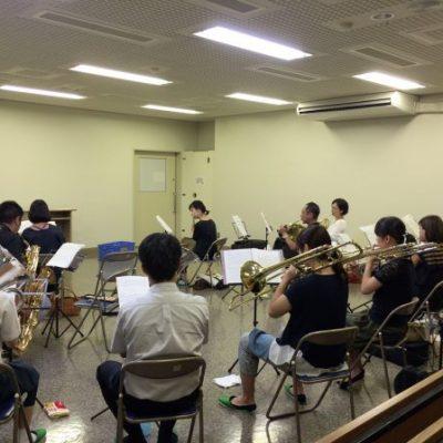 古い記事: 川内市民楽団、ついに始動!