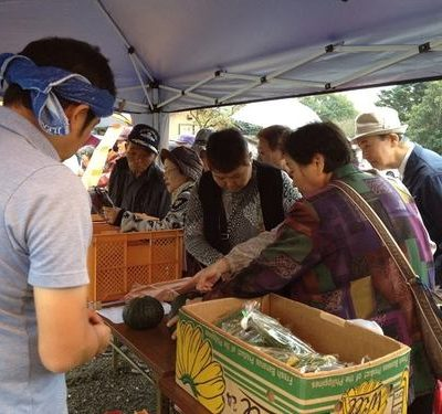 古い記事: ふもとおさんぽ市を開催しました!