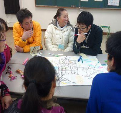 古い記事: 暮らし地図作りワークショップを開催しました!