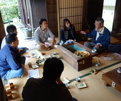 古い記事: 「島の思い出を語る茶話会」を開催しました。