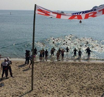 古い記事: こしき島アクアスロン大会が開催されました!