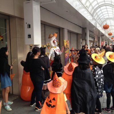 古い記事: 向田商店街 Happy☆Halloween レポート!