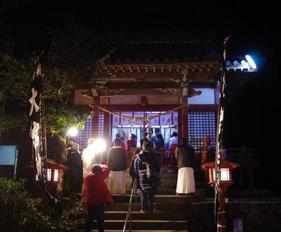 古い記事: 入来神舞を観ながら年越しを☆