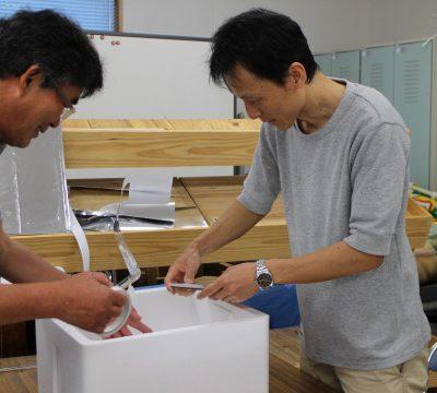 古い記事: ソーラークッカーを一緒に作りました♪