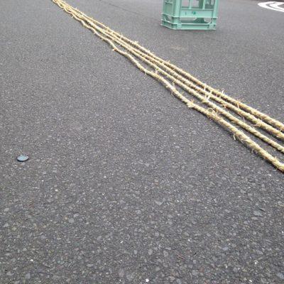 古い記事: 川内子供大綱引に参加・体験してきました