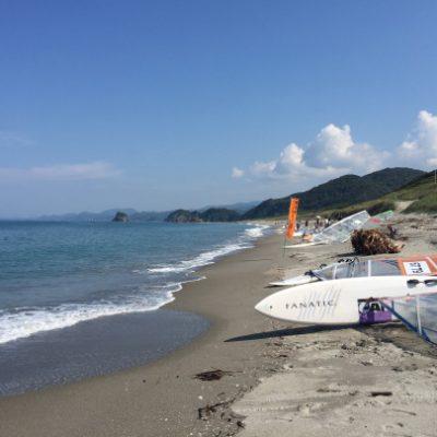 古い記事: 甑海峡横断レース2015