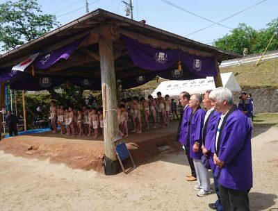 古い記事: 第70回市比野相撲大会