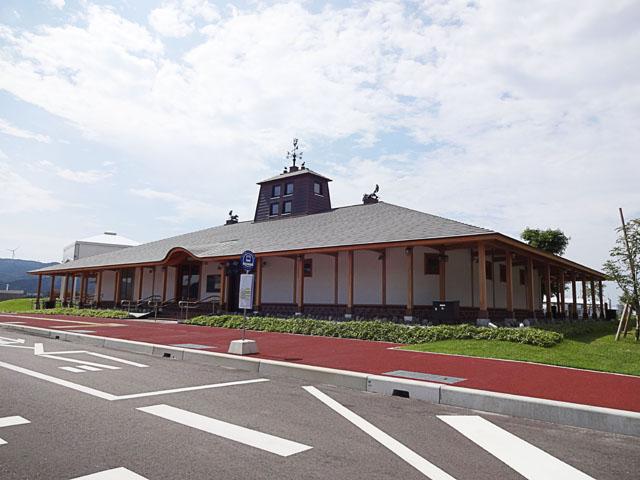 川内港ターミナル
