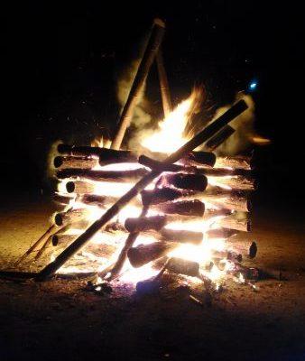 古い記事: 2017年薩摩川内の鬼火焚き