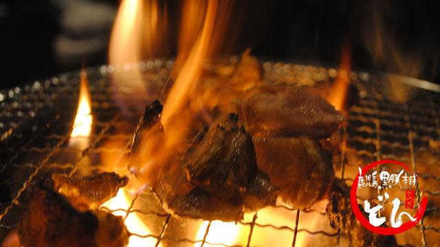 黒豚ホルモン焼肉