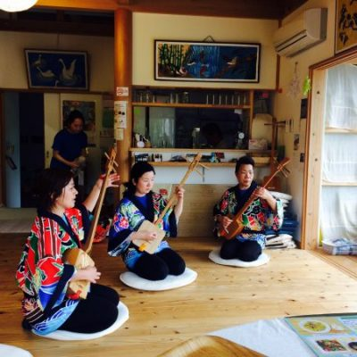 古い記事: こしきの伝統芸能。ごったんと舞踊