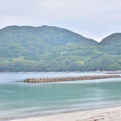 西之浜海岸