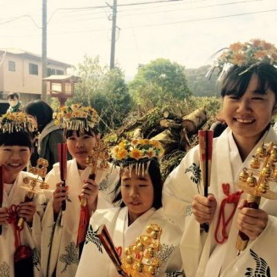 古い記事: 入来・大宮神社神舞