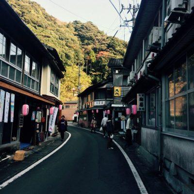 古い記事: 冬の縁日。川内高城温泉